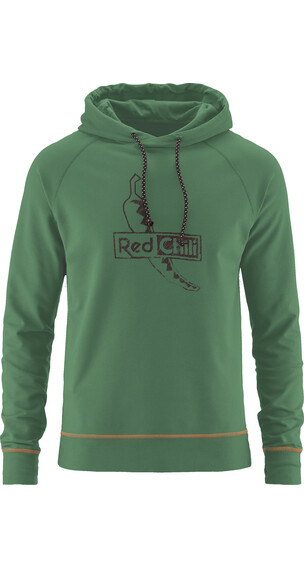Red Chili Tecu sweater Heren groen
